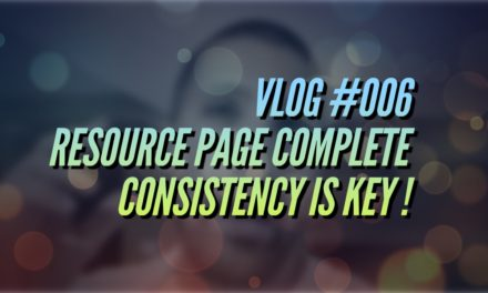 #006 – Resource Page Complete + Consistency