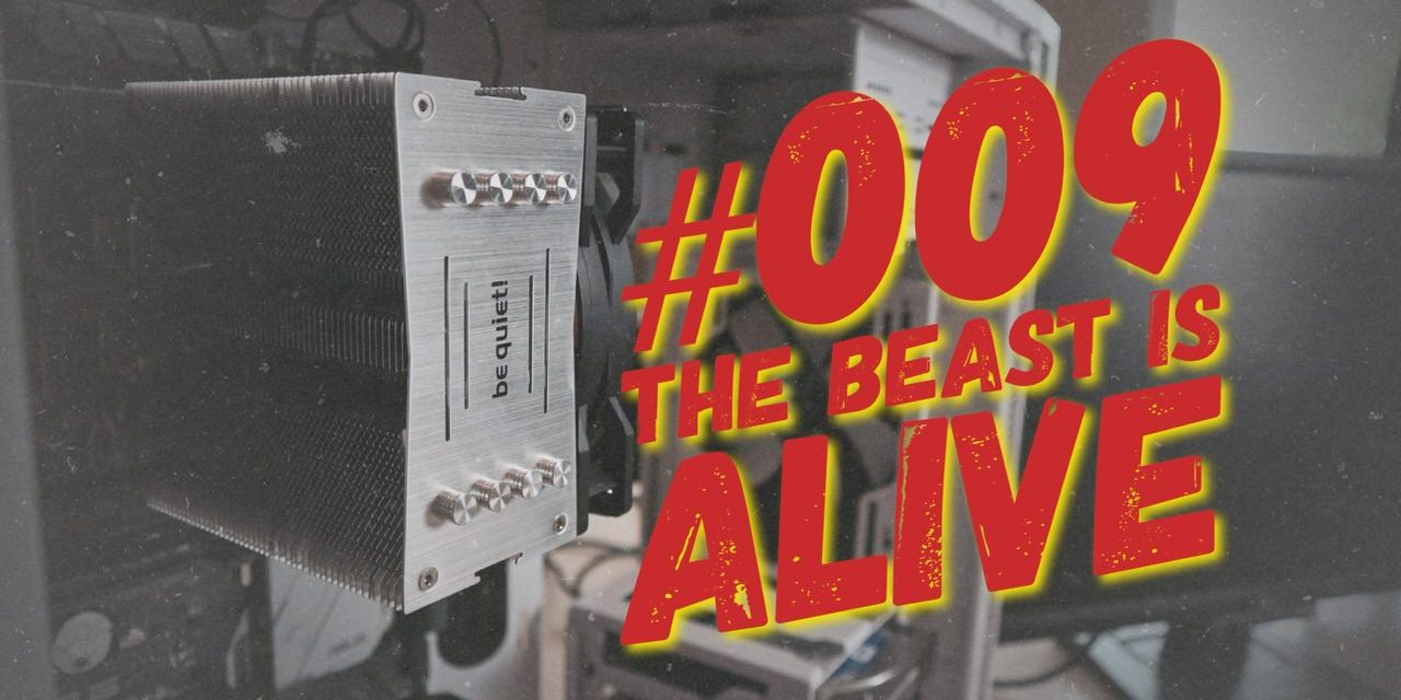 #009 – The Music Production Beast is ALIVE!