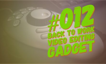#012 – Back to Work – New Video Editing Gadget [ShuttlePro]